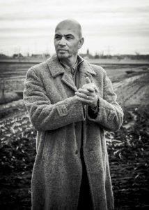 portret Tommy Wieringa